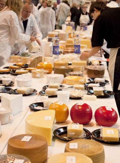 World Cheese Award 2010