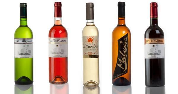 Vinos Bodegas Las Tirajanas SAT