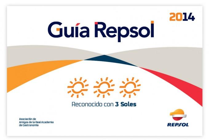 3 Soles Repsol