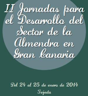 II Jornadas Almendra Tejeda