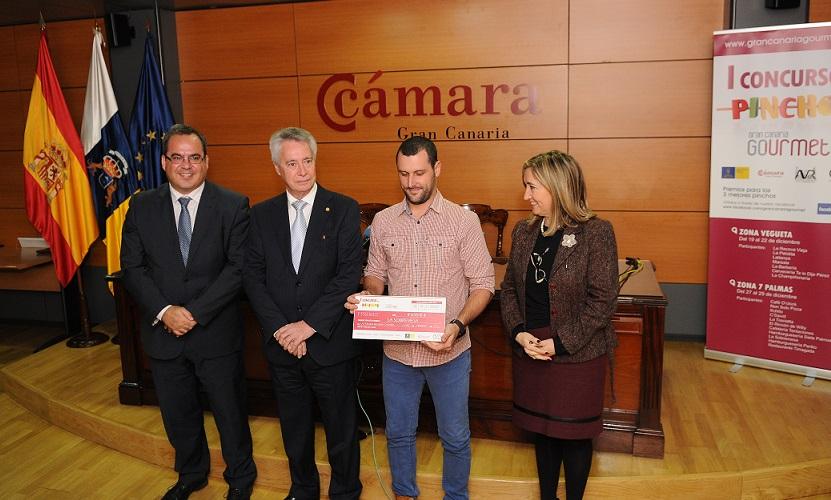 I Concurso Pinchos GC Gourmet