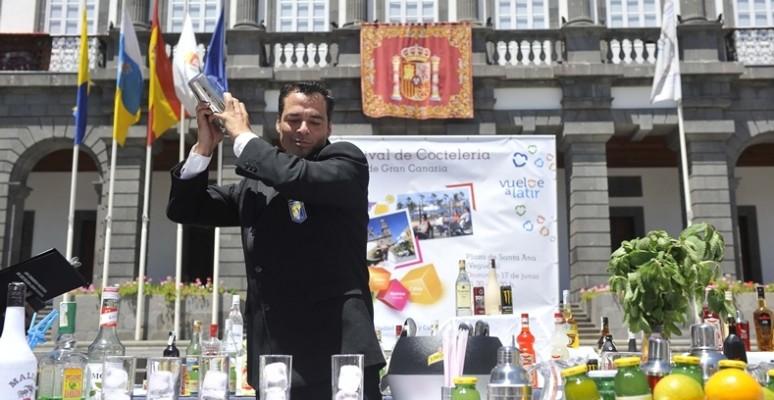 Festival de coctelería de Las Palmas de Gran Canaria