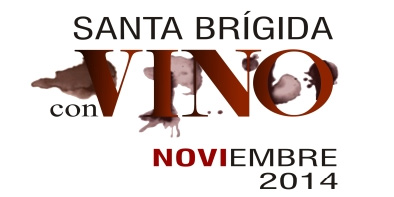 San Brígida Con vino