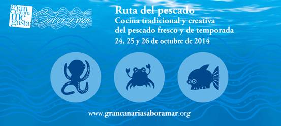 Ruta del Pescado Gran Canaria Sabor a Mar