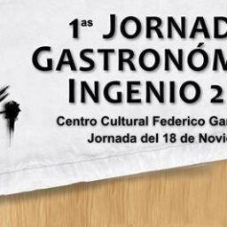 Primeras Jornadas Gastronómicas de Ingenio