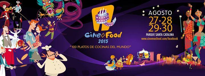 Cine Food 2015 Las Palmas Gran Canaria