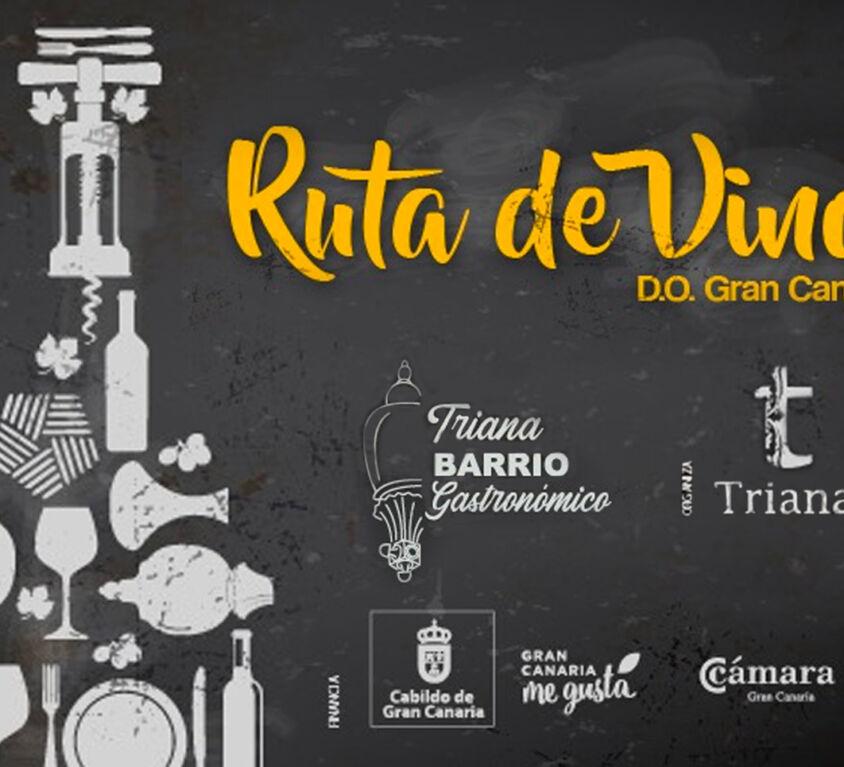 Ruta del Vino de Gran Canaria – Triana Barrio Gastronómico